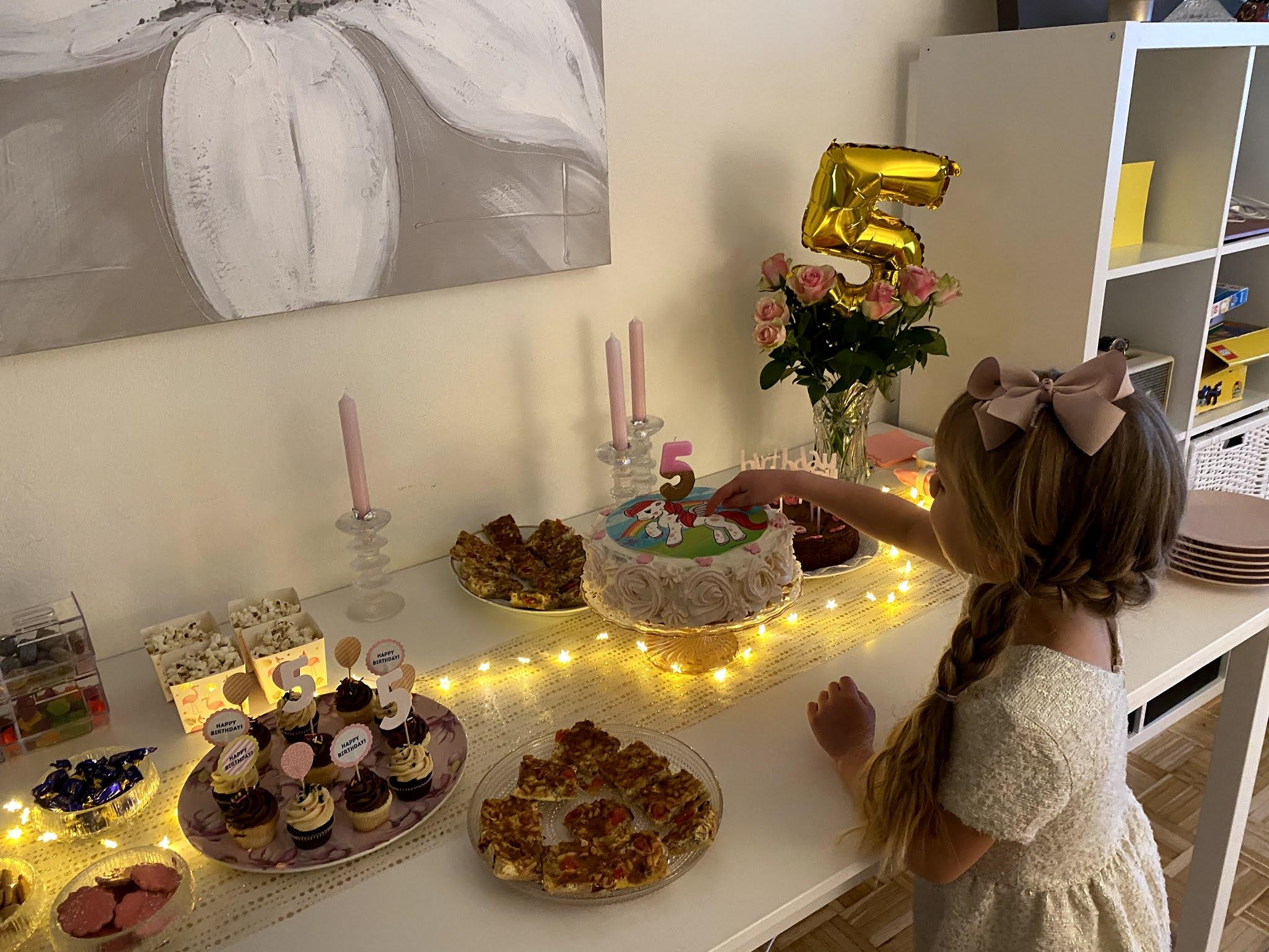 viisivuotissyntymäpäivä
