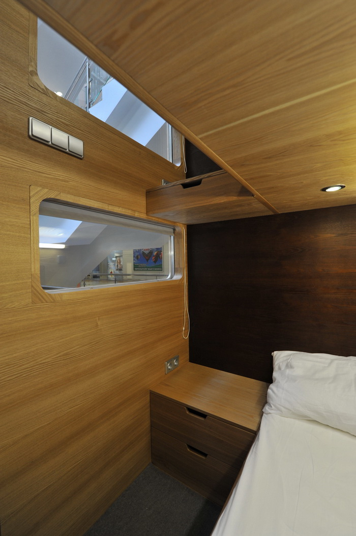 The Sleepbox Mod Architectural Pods For Private Space In