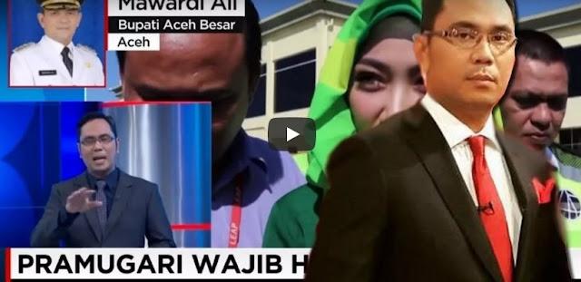 Wawancara Soal Pramugari Berhijab, Presenter CNN Banjir Kecaman Netizen