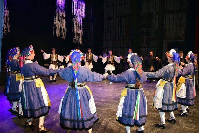 """""""Όταν οι φίλοι σμίξανε"""": Εκδήλωση με συγκροτήματα παραδοσιακών χορών στο Λυγουριό"""