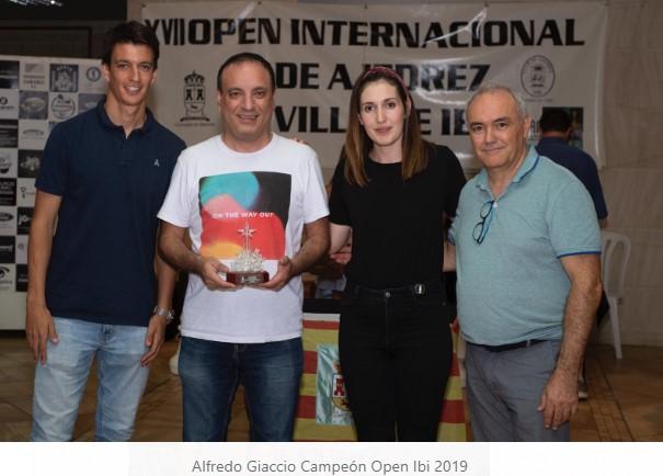 Giaccio se adjudica el Villa de Ibi (fotos entrega de premios)