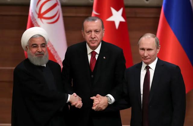 Nga Thổ - Iran