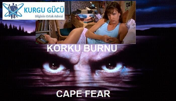 Korku Burnu - Cape Fear Konusu, İncelemesi - Kurgu Gücü