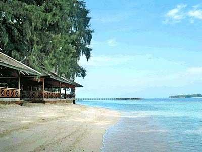 Paket Wisata Pulau Sepa Jakarta Resort Ala Backpacker