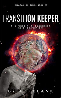 Transition Keeper - An AI Sci-fi Thriller by Ali Blank