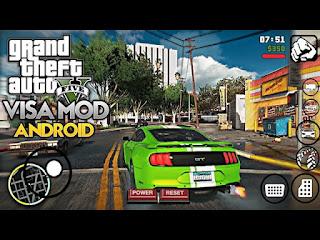 GTA 5 6K GRAPHICS IN GTA SA ANDROID | GTA V MODPACK |