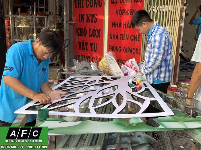 Dịch vụ gia công vách ngăn tại Phú Quốc