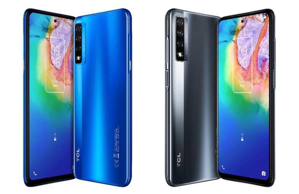 TCL 20, nuovo smartphone 5G a meno di 300 euro