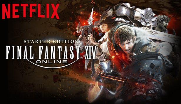 Αποτέλεσμα εικόνας για Final Fantasy netflix