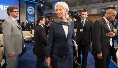 fortune, world's greatest female leaders, women leaders, women of the world, feminism, feminist women, women 2016, Christine Lagarde, IMF