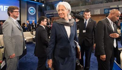 fortune, world's greatest female leaders, women leaders, women of the world, feminism, feminist women, women 2016, Christine Lagarde, IMF