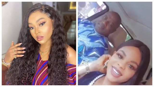Mercy Aigbe ex-husband, Lanre Gentry finally shows off his new lover face (Video)