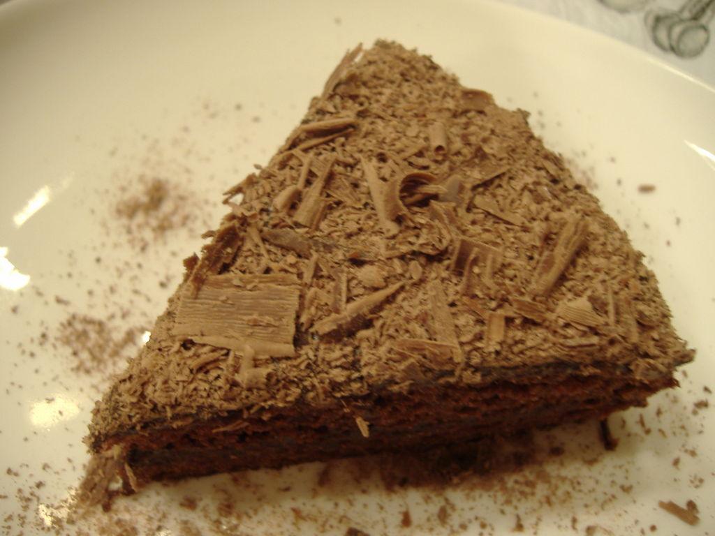 Vegan Cinammon Cake