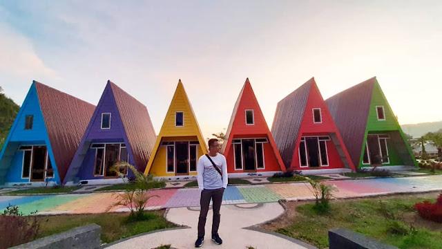 Kampung Eropa Lembah Harau Sumatera Barat