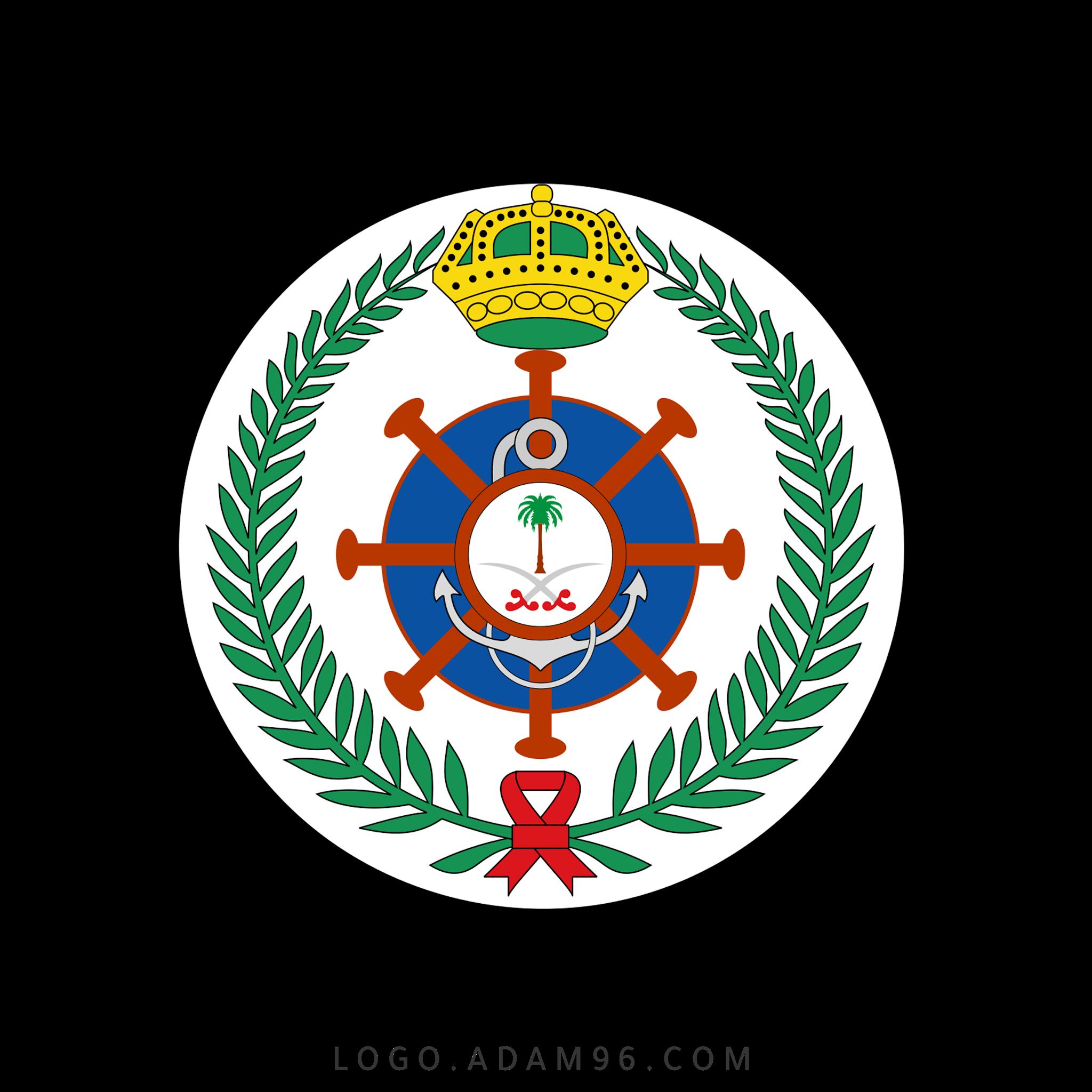 تحميل شعار القوات البحرية الملكية السعودية لوجو عالي الجودة PNG