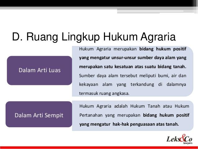 Hukum Agraria di Lumajang
