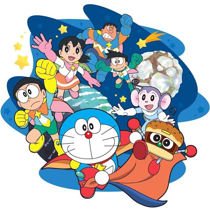 Doraemon: Nobita's Space Heroes (2015) – Tamil + Telugu + Hindi – 1080p BDRip – 1.6GB