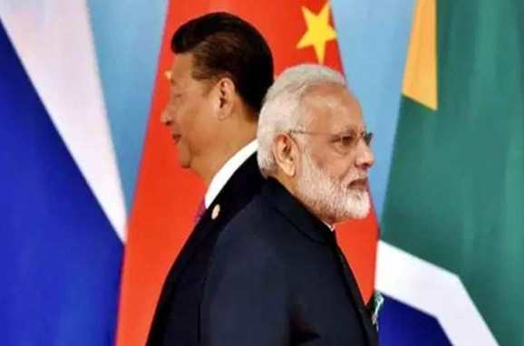 Chinese citizens in India are concerned about anti-China sentiment and fear of backlash