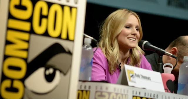 Film Veronica Mars Comic Con San Diego