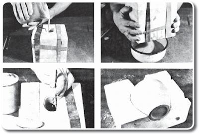Teknik Pembuatan Gerabah