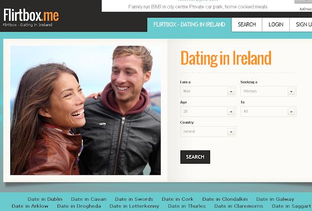 Сайты Знакомств В Ирландии