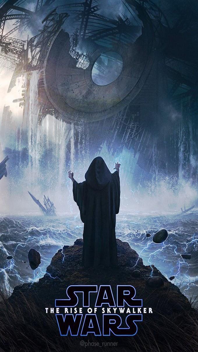 Papel de Parede Star Wars: Episódio IX