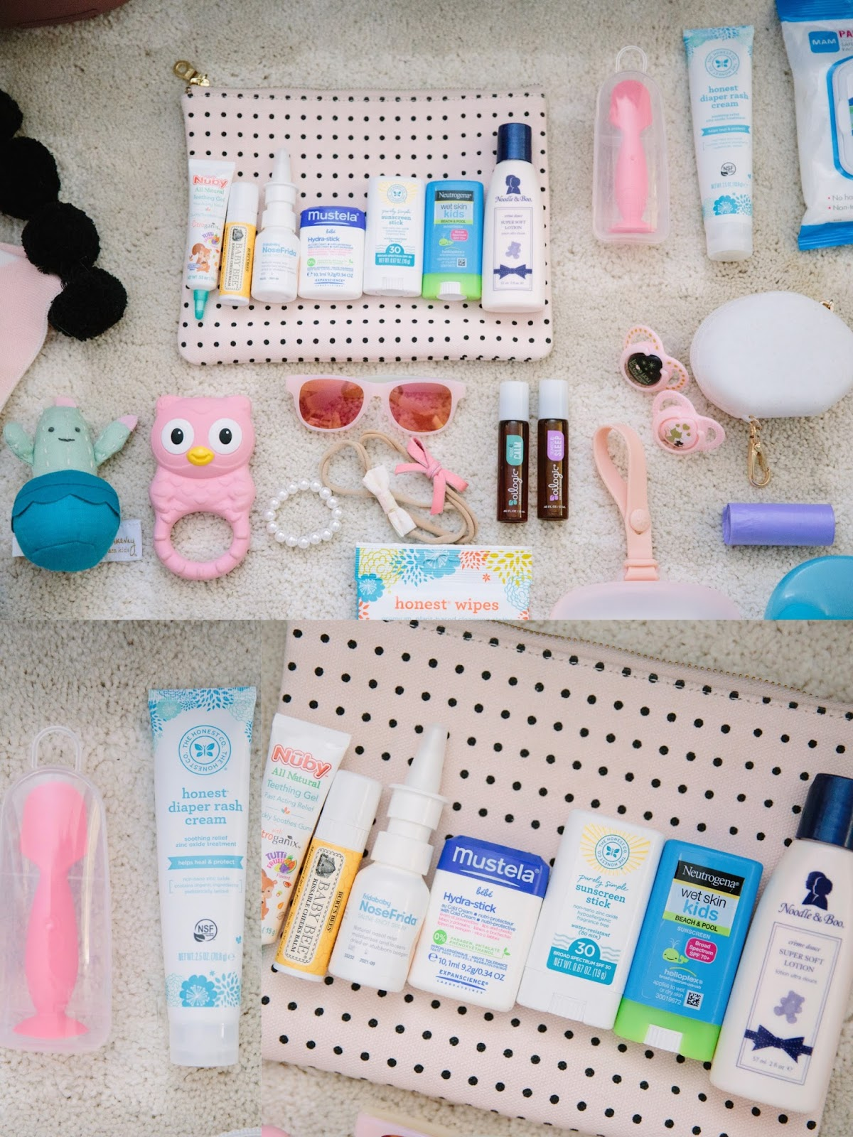 Sandra Fiorella: What's In My Diaper Bag | Baby Girl
