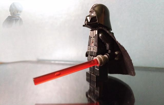 Darth Vader and Obi-Wan Kenobi Star Wars