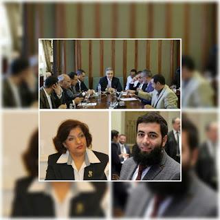"""""""محلية البرلمان""""تناقش طلبات إحاطة النواب بحضور محافظ دمياط."""