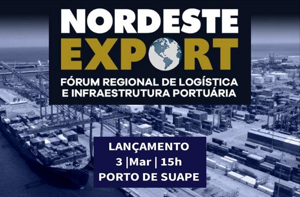 Pernambuco sedia fórum para discutir exportações do Nordeste