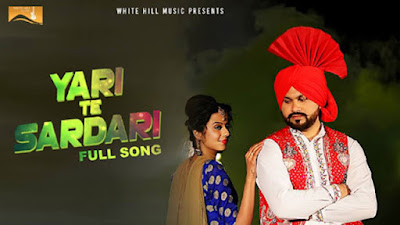 Yari Te Sardari Lyrics Jasprit Monu - Latest Punjabi Songs 2017