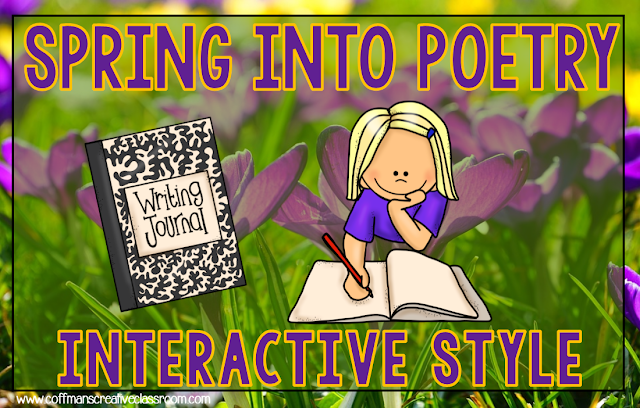 Interactive Poetry Ideas