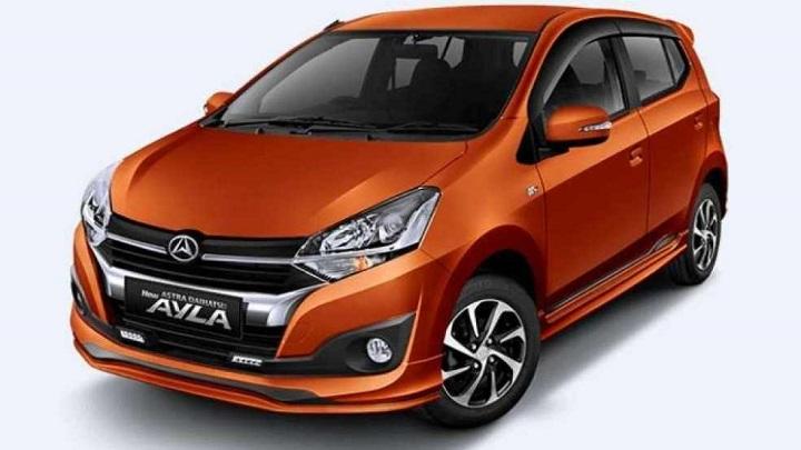 Harga Mobil Ayla 2020