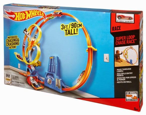 libros y juguetes 1demagiaxfa juguetes hot wheels megalooping circuito pista. Black Bedroom Furniture Sets. Home Design Ideas
