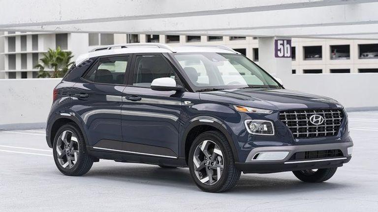 Hyundai Venue 2022