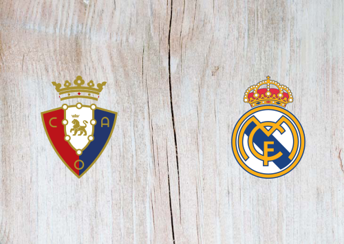 Osasuna vs Real Madrid -Highlights 9 February 2020