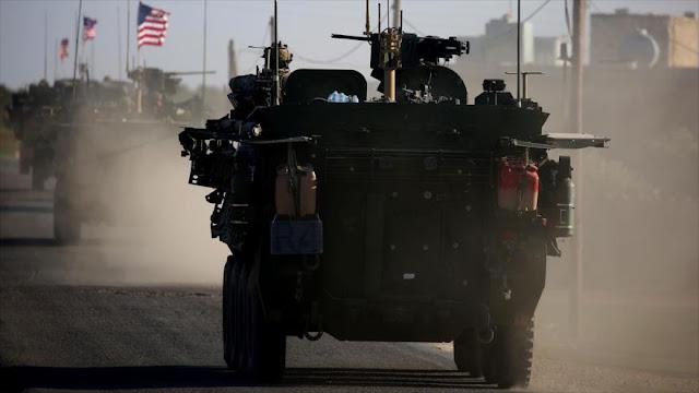 ¿Por qué EEUU retira sus tropas de base militar en Siria?