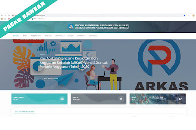Cara Download Aplikasi RKAS Edisi 2020