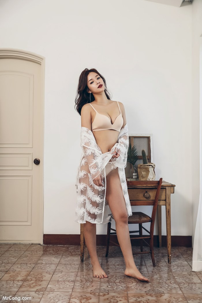 Image Korean-Model-Kwon-Soo-Jung-MrCong.com-009 in post Người đẹp Kwon Soo Jung trong bộ ảnh nội y tháng 10/2017 (195 ảnh)