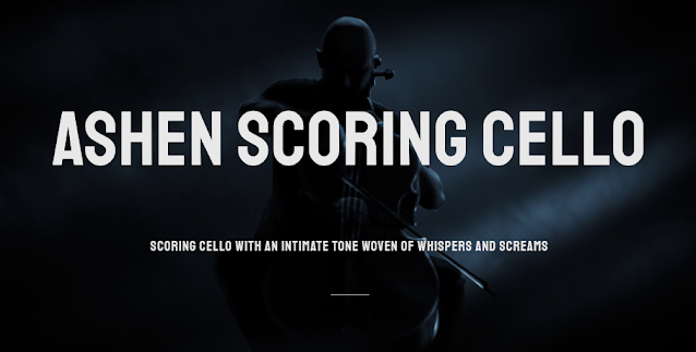 Ashen Scoring Cello Wavelet Audio