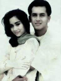 Salaman Shah wife Samira