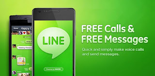 Line app from Japan: Make free calls and group SMS