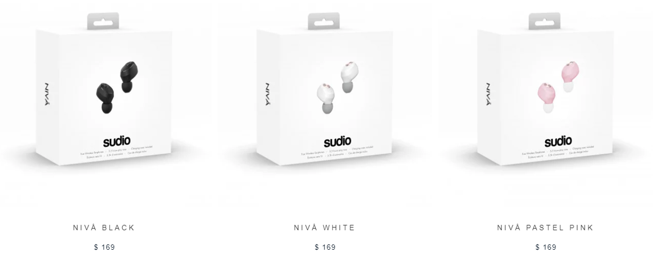 326876bedbdf47 Review Of Sudio Niva - The True Wireless Earphones And 15% Discount Code