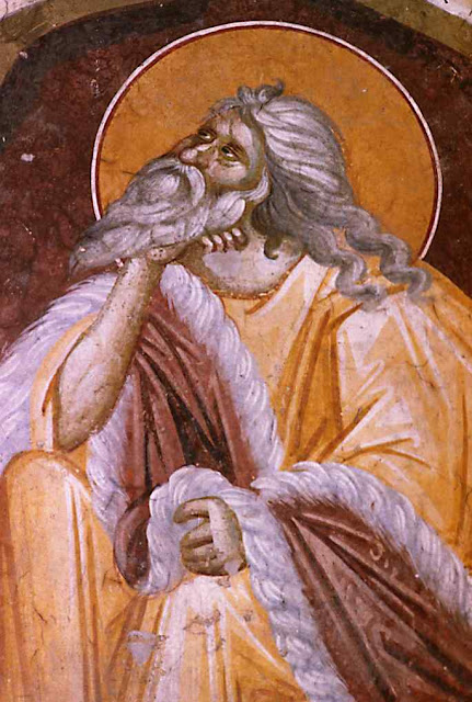 Santo Elias aguarda a ordem para vir à Terra.