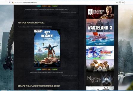 गेम डाउनलोड करना है फ्री में skidrow reloaded