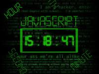 Script Tampilan Waktu Menggunakan JavaScript