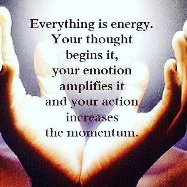 Everything is Energy Your Thought - Quotes Top 10 Updated