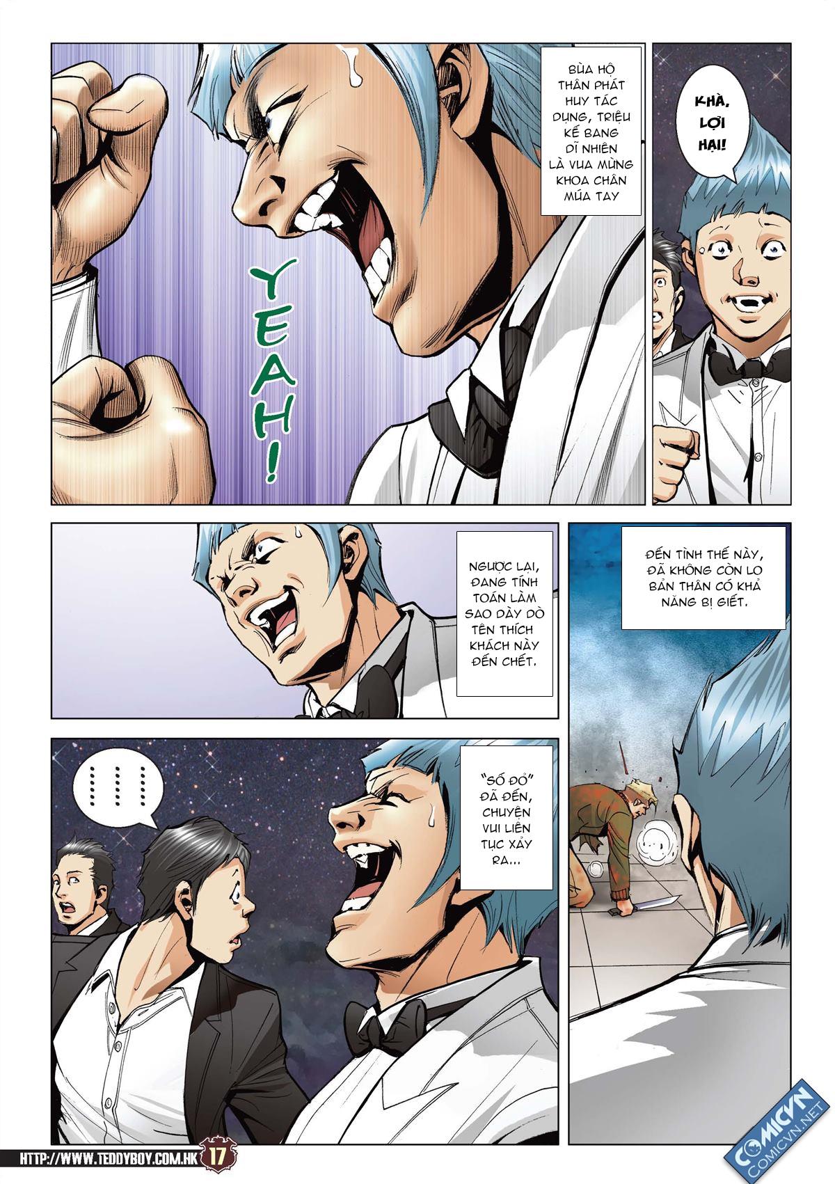Người Trong Giang Hồ chap 2084 - Trang 15