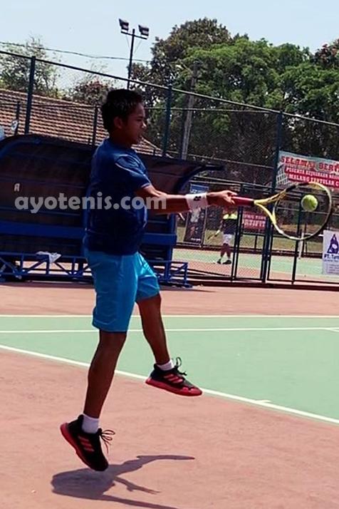BNI Tennis Open 2019: Claudio Renardi Peserta Termuda di Babak Utama, Ini Daftar Selengkapnya...