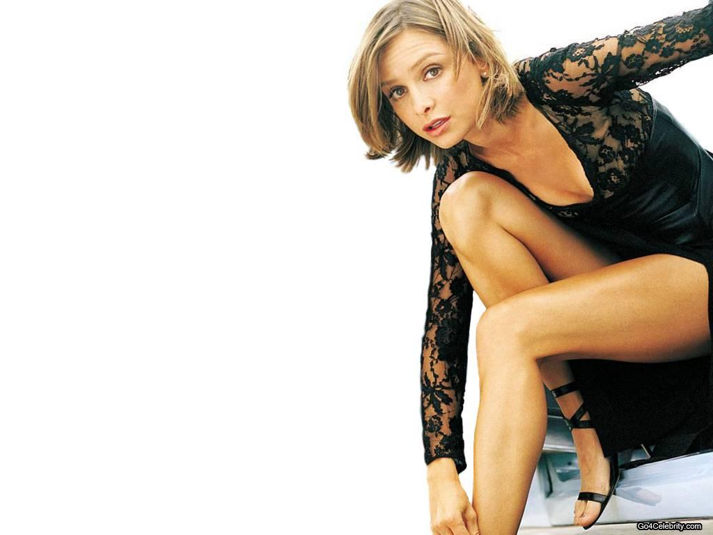 Naked pics of calista flockhart